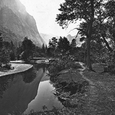 'Valley of the Yosemite' © Kingston Museum and Heritage Service, 2010